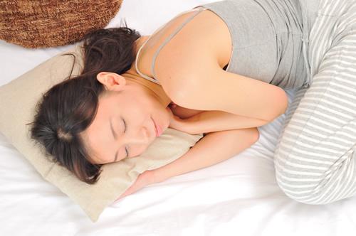 就寝時のは吸収率もアップ